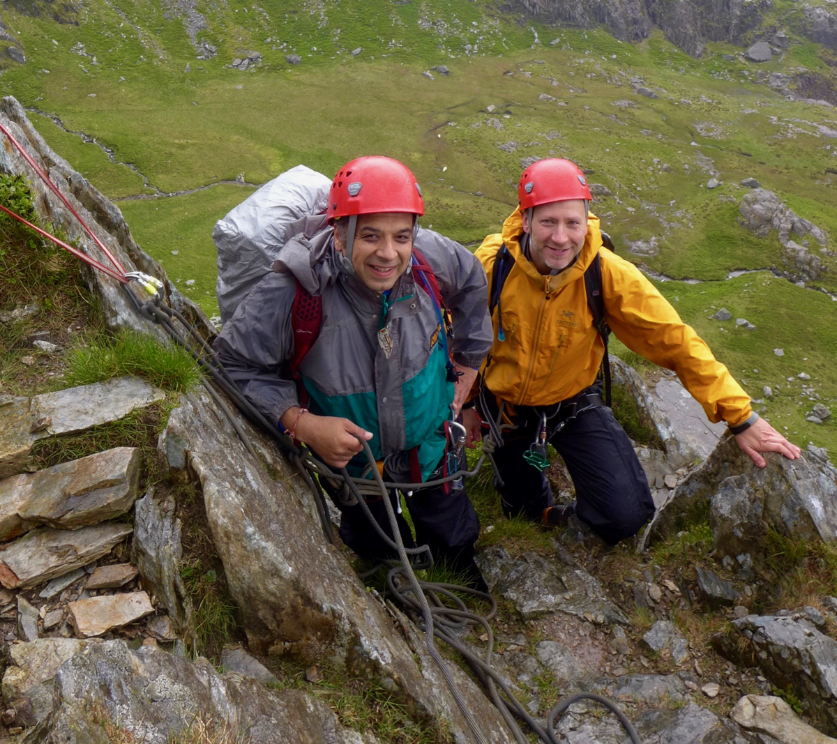 Matterhorn Preparation Course Snowdonia