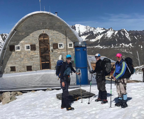 Gran Paradiso 3 Day Course, 1-3 June 2019