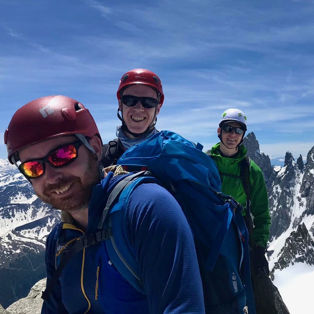 Climb The Gran Paradiso Course