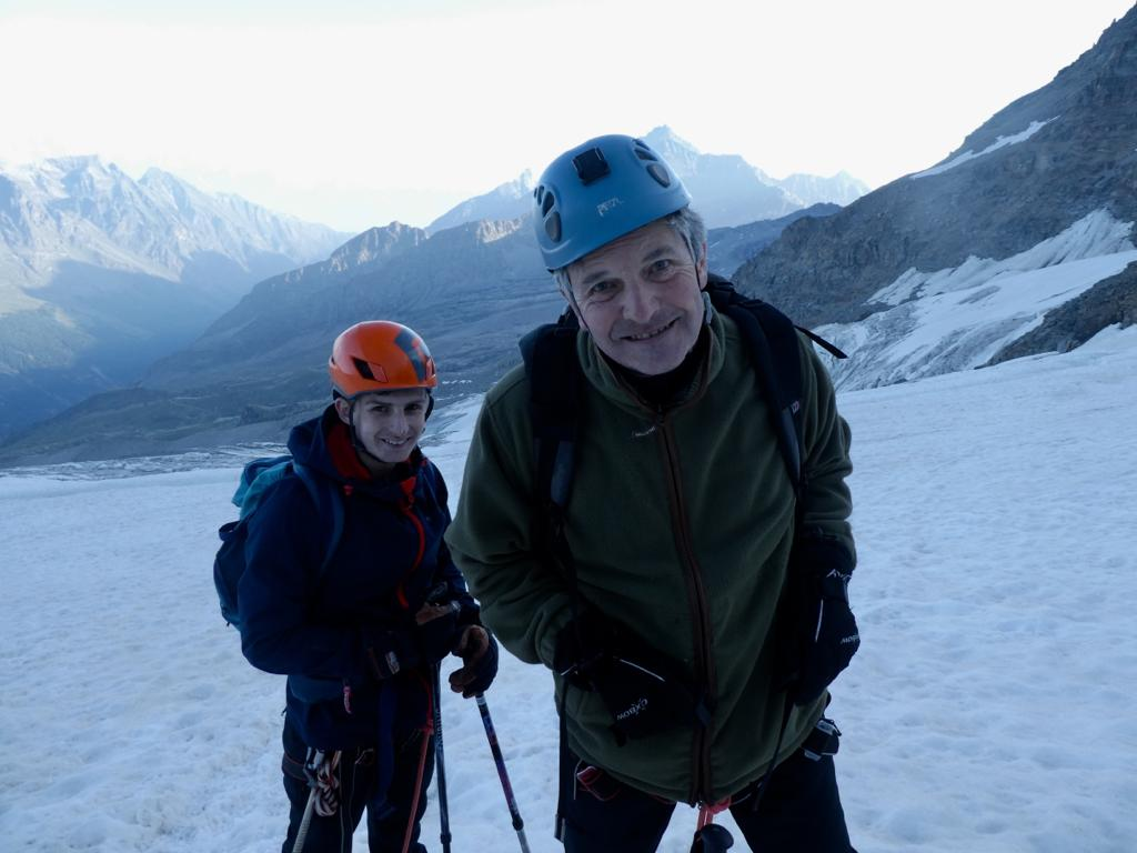 Gran Paradiso Attempt July 2019
