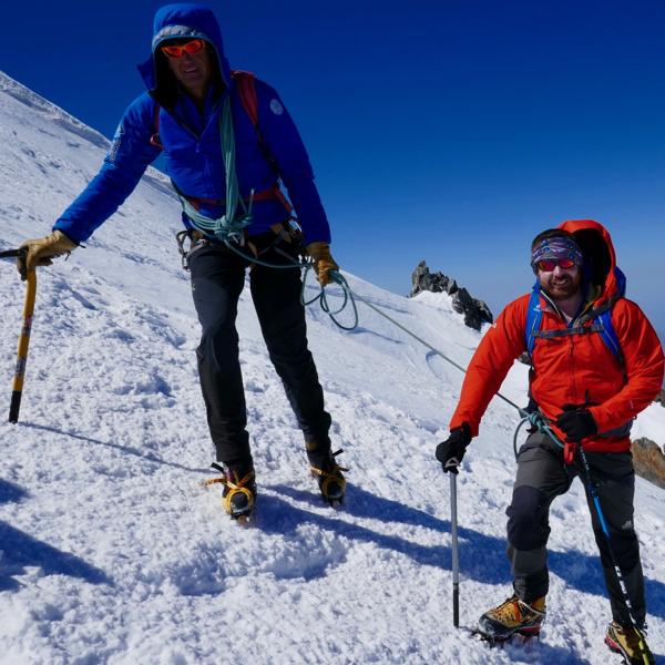 Gran Paradiso & Mont Blanc Course
