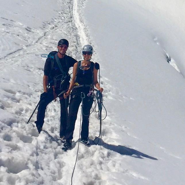 2 Day Chamonix Alpine Mountaineering Training Course