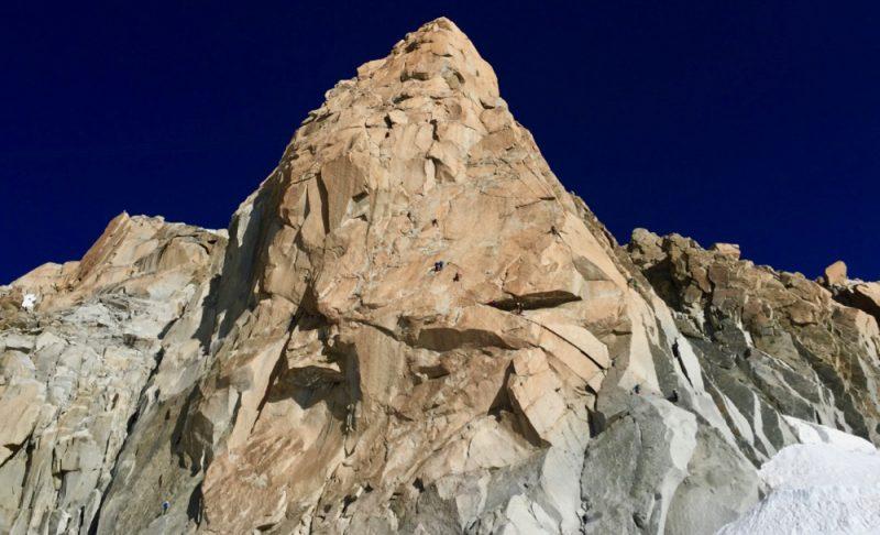 Aiguille du Midi Climb