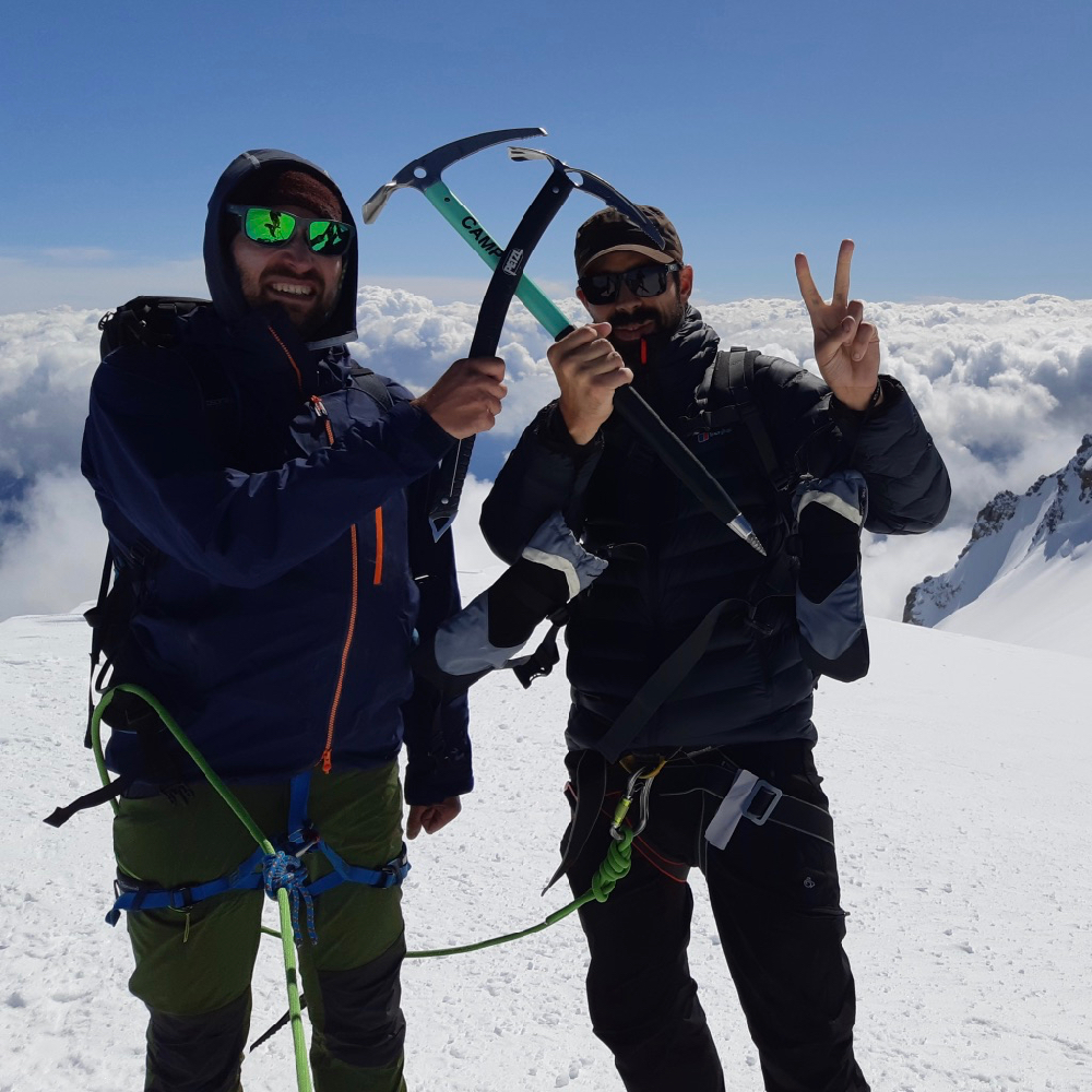 Mont Blanc Training & Summit Climb, Sept 2019