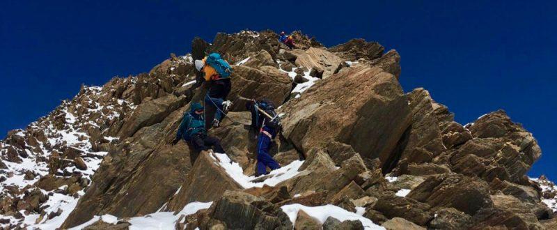 4000m Peak Guide