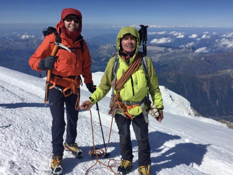 Climb Mont Blanc Course