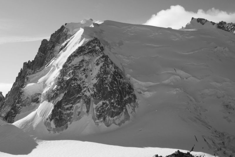 Chamonix Mixed Route Guide
