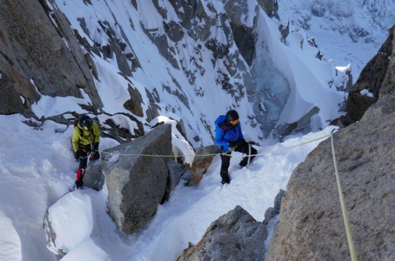 Mountaineering Ridge