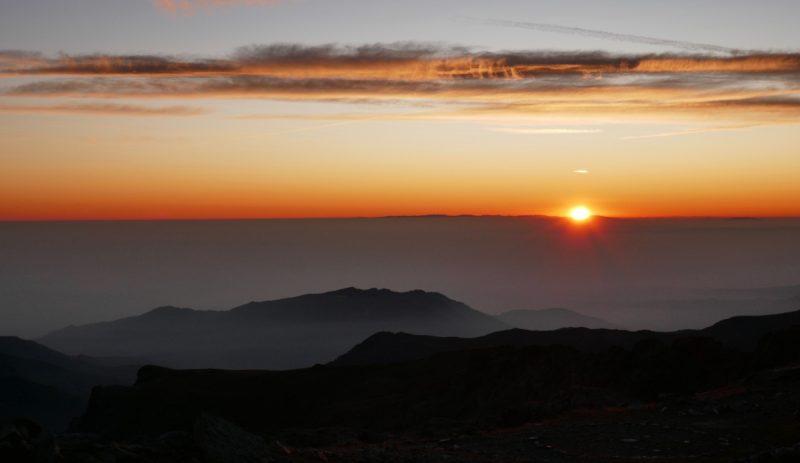Monte Viso Sunrise