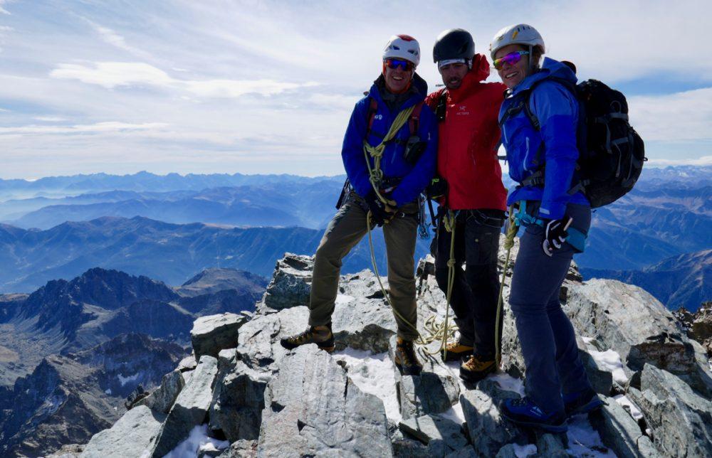 Mont Blanc Alterntative Mountain