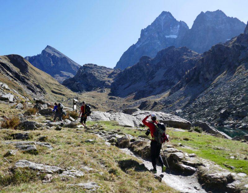 Monte Viso North Face