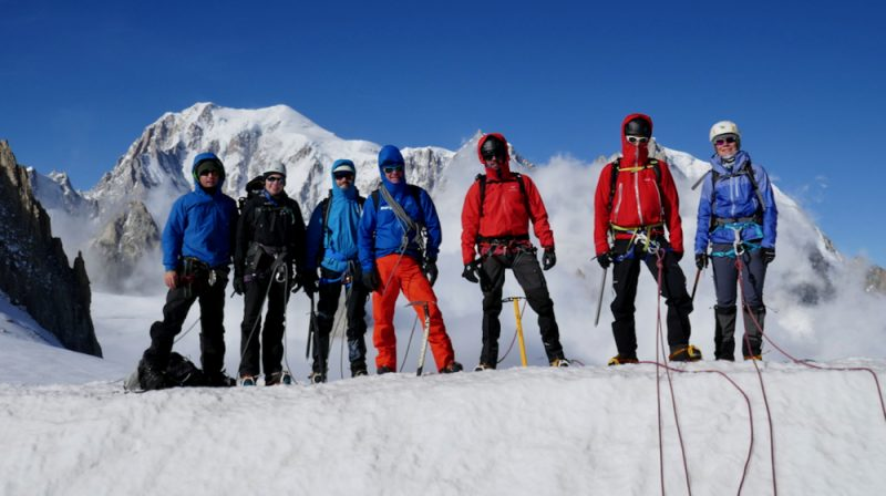 Chamonix Mountaineering