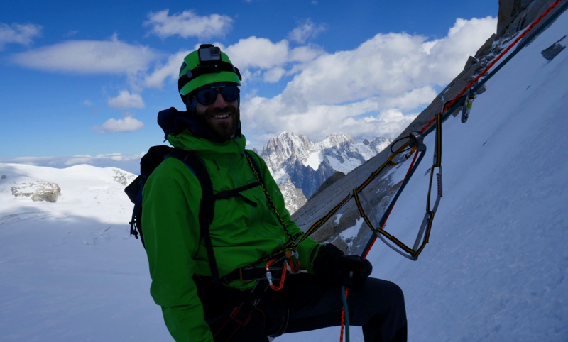 Chamonix Mountaineering, October 2019
