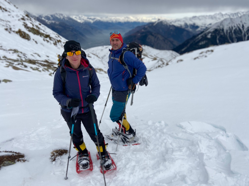 Denali Expedition Training, Chamonix November 2019