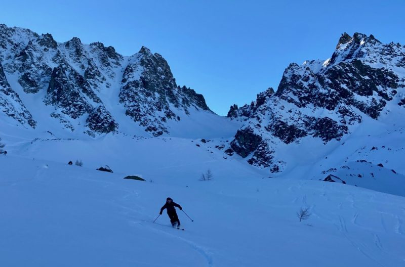 Valais ski touring guide