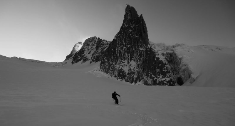 Off Piste Skiing Chamonix