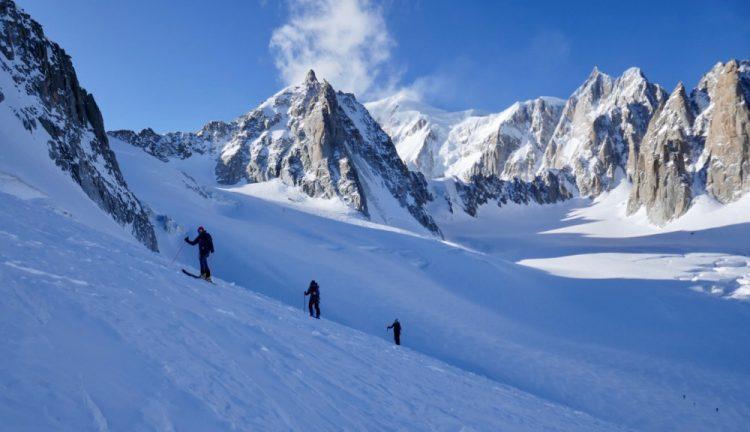 Chamonix Ski Touring Guide
