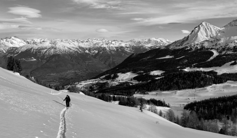 Ski Touring Aosta Guide