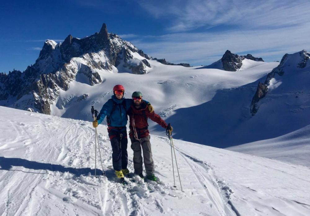Ski Vallée Blanche & Grands Montets Guiding