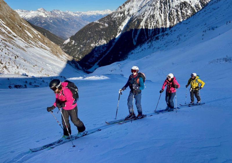 Ski Chamonix Off Piste