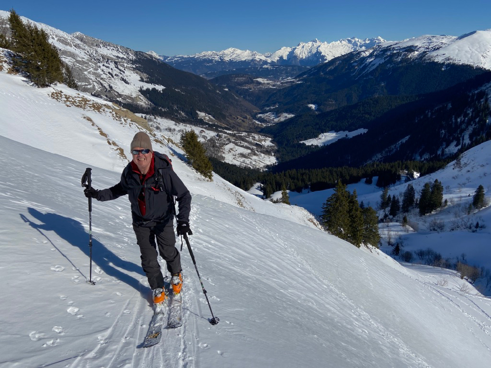Ski Evasion Aravis 5 Day Course Feb 2020
