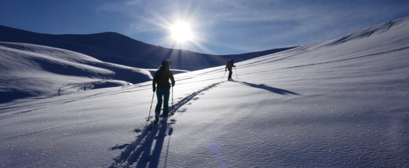 Megeve Ski Touring