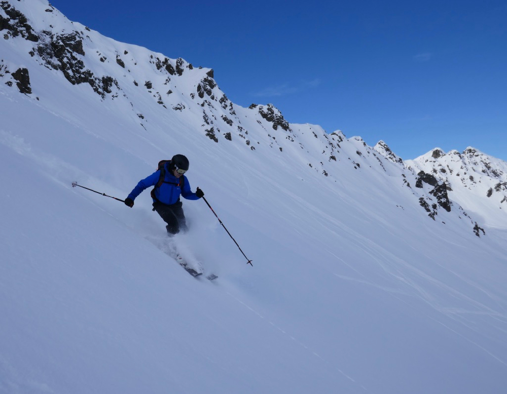 Les Contamines Ski Touring