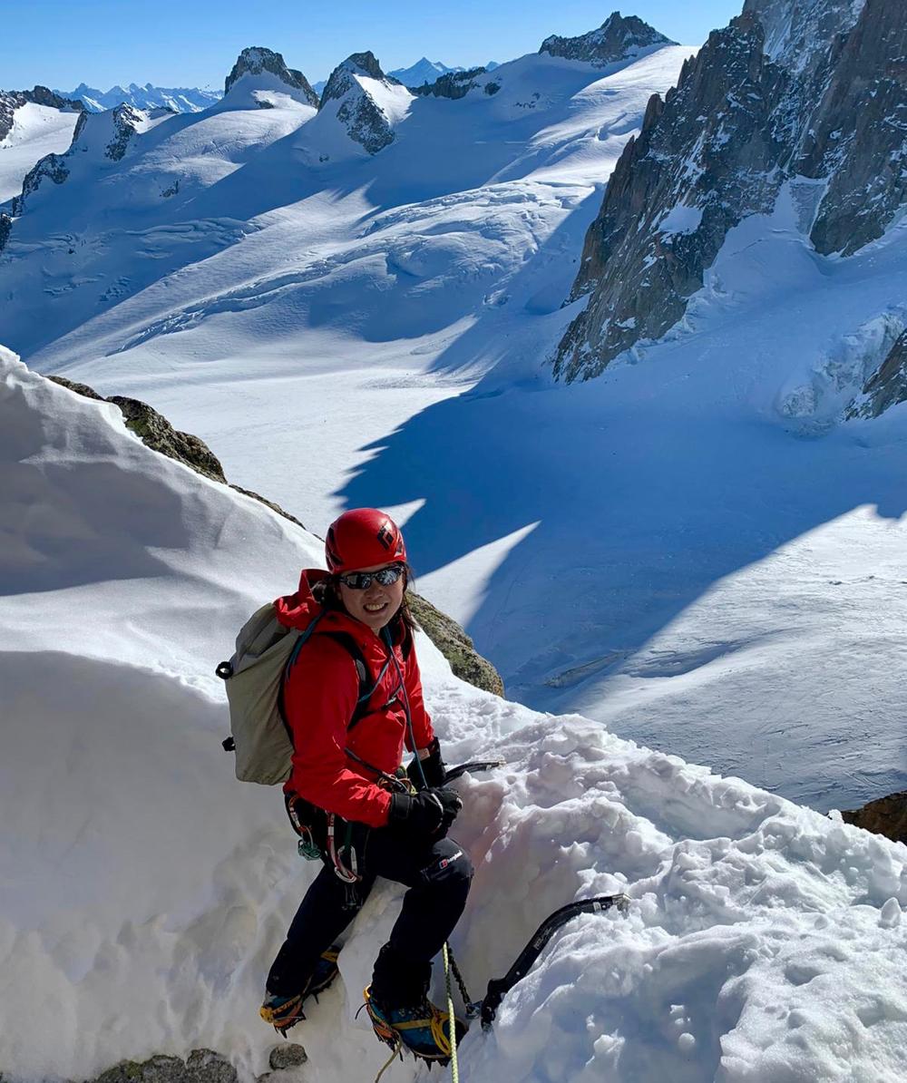 Chamonix Climbing Guide