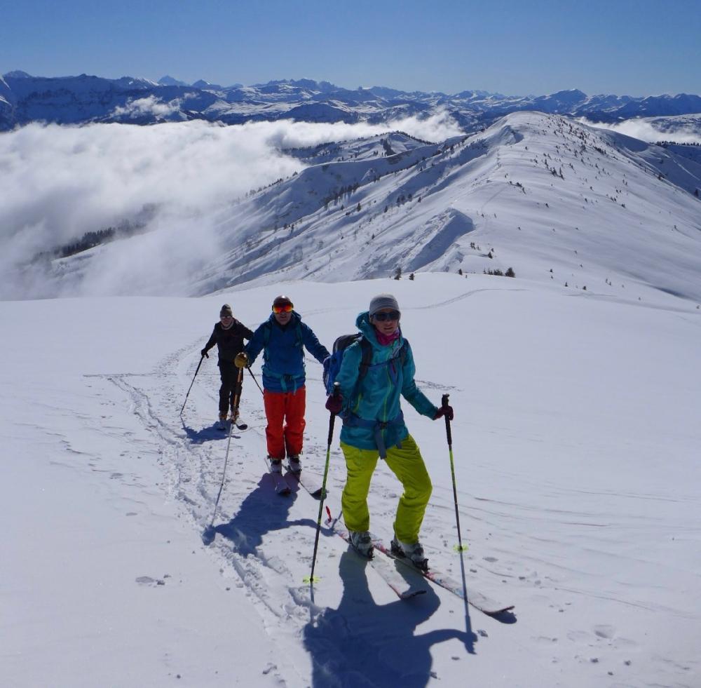 Evasion Off Piste & Aravis Ski Touring Course