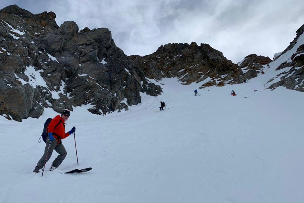 Chamonix Ski Mountaineering Guided Day