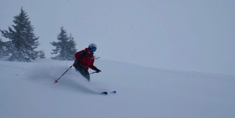 Combloux ski guide