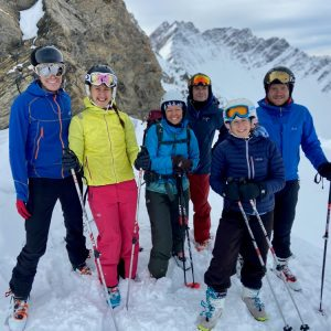 Chamonix Ski Touring Weekend