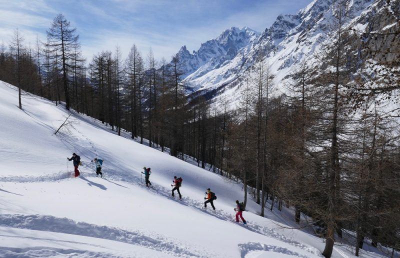 Val Feret Ski Touring Weekend