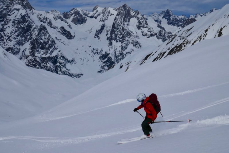 Bonatti Hut Ski Touring Weekend