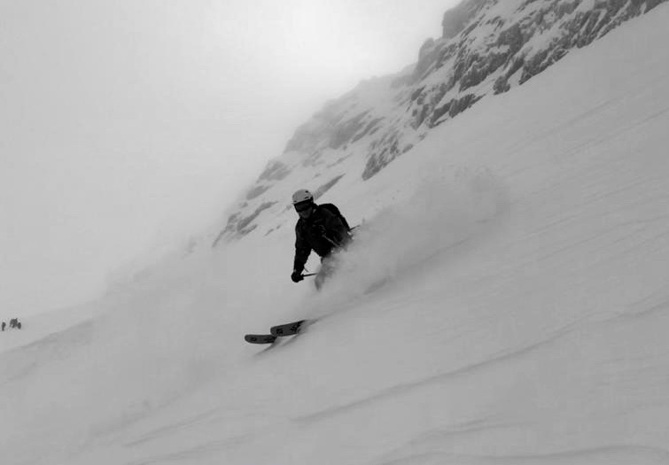 Grands Montets Off Piste guide