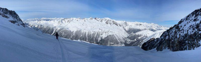 Aiguilles Rouges Ski Tour Chamonix