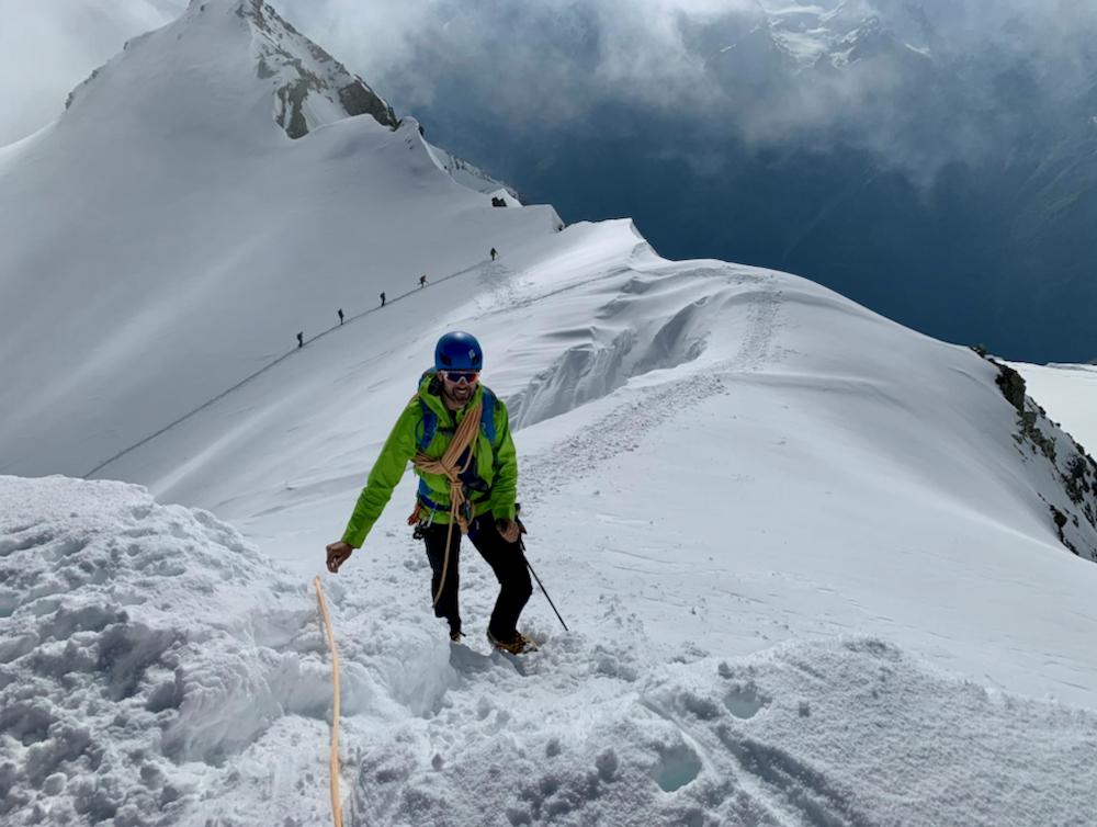 Bishorn Ascent Guide