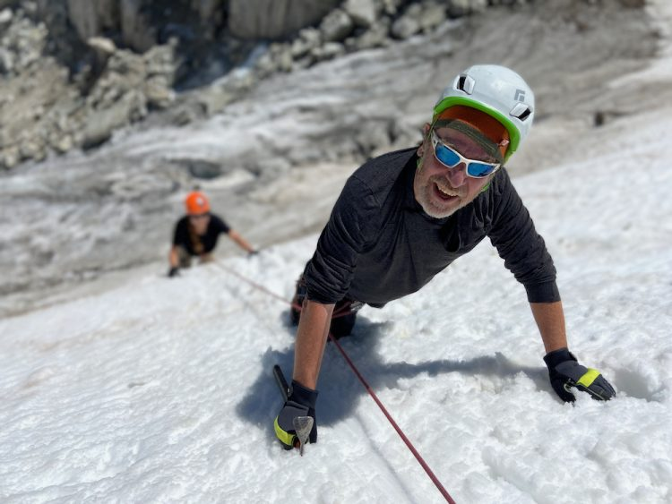 Chamonix Mountaineering Training