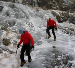 Movement Skills Training with Ice Axe and Crampons