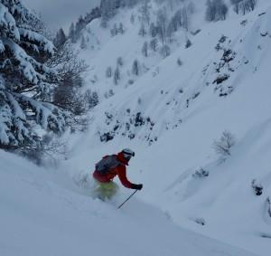 Ski Le Tour Chamonix