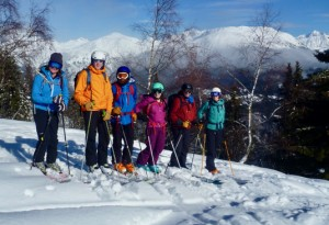 Off Piste & Ski Touring Course At Les Houches
