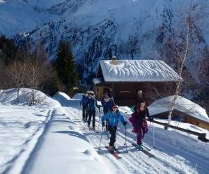 Pleasant Mini Ski Tour With Lunch At The Refuge Fioux