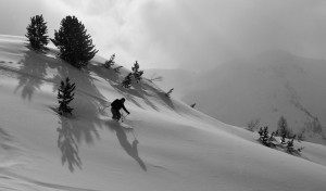 Velvet Fresh Tracks At Pila