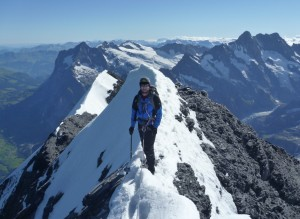 The-Final-Steps-Before-Reaching-the-Summit-of-the-Eiger